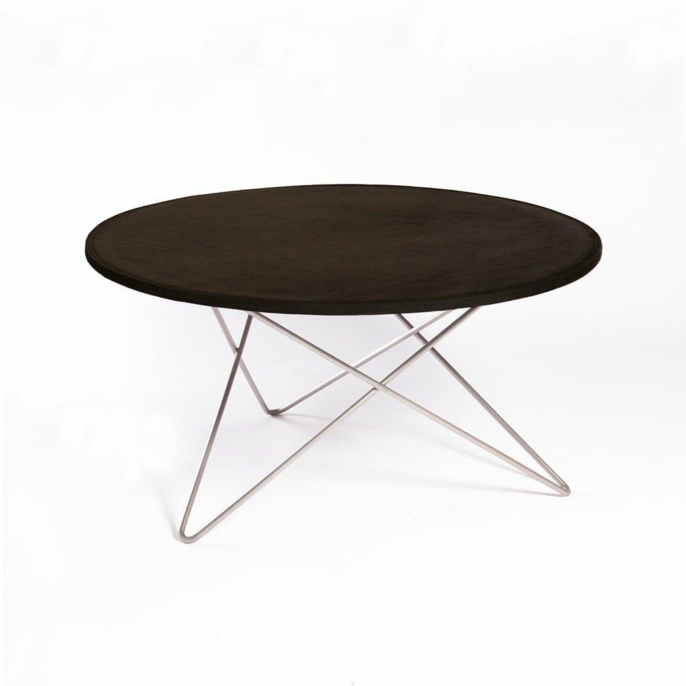 O Sohvapöytä, Musta Marmori Messinki • Hintavertailu