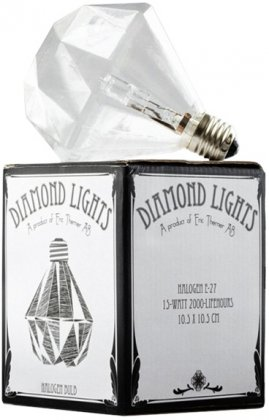 Diamond Lights halogeenilamppu, Frama