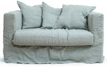 Le Grand Air Loveseat, Green Pear, Decotique