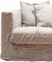 Loveseat Verhoilu, Savage Linen, Decotique